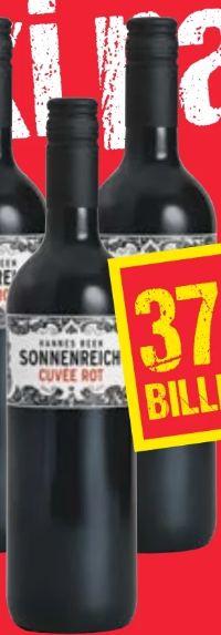Cuvée Rot Sonnenreich von Weingut Hannes Reeh