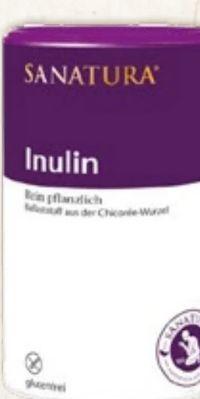 Inulin von Sanatura