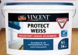 Schimmel-Spezialfarbe Protect Weiss von Vincent