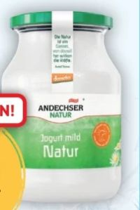 Bio Kefir von Andechser Natur