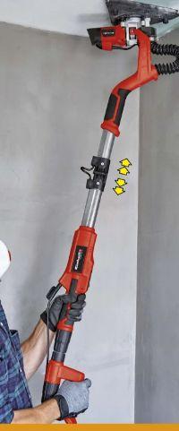 Elektronik-Trockenbau-Schleifer TE-DW 225 X von Einhell