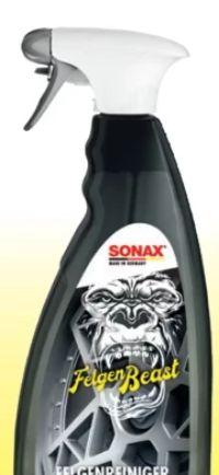Felgenbeast von Sonax