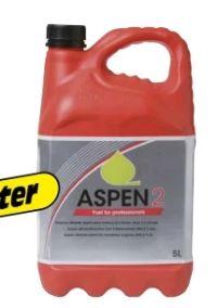 2-Takt-Spezialkraftstoff von Aspen