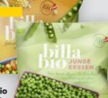 Bio Gemüse Zarte Mischung von Billa