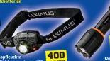 LED-Powerleuchten von Maximus