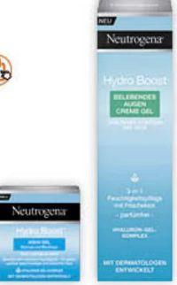 Hydro Boost Augen Creme Gel von Neutrogena