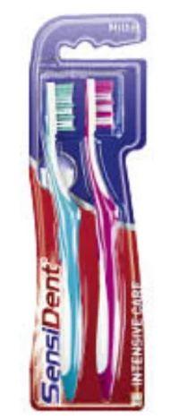 Zahnbürste Intensive Care von Sensident