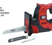 Elektronik-Säbelsägen RS890K von Black & Decker
