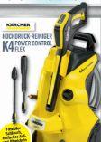 Hochdruckreiniger K4 Power Control Flex von Kärcher
