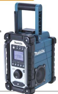 Baustellen-Radio DMR107 von Makita