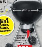 Kugelgrill Master-Touch Premium E-5770 von Weber