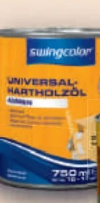 Universal Hartholzöl von Swingcolor