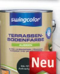 Terrassenbodenfarbe von Swingcolor