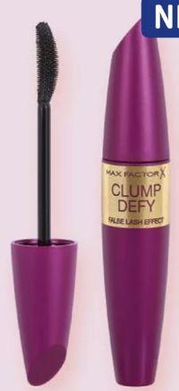 Clump Defy Extensions Mascara von Max Factor