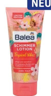 Schimmerlotion Tropical Vibes von Balea