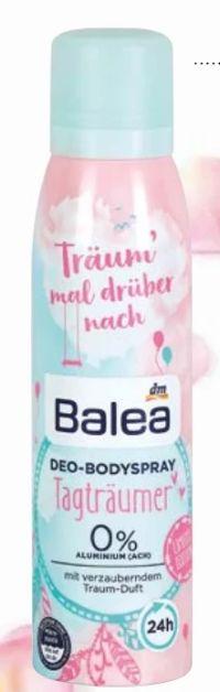 Deo-Bodyspray Tagträumer von Balea