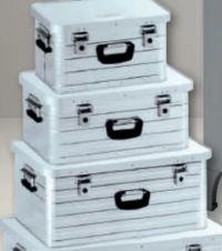 Aluminium-Boxen von Wisent