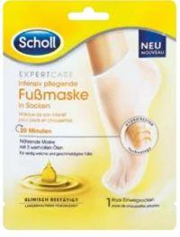 Intensiv Pflegende Fußmaske von Scholl