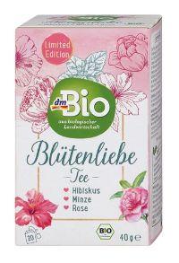 Blütenliebe Tee von dmBio