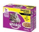 Katzennahrung von Whiskas