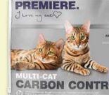 Multi-Cat Carbon Control von Premiere Tiernahrung