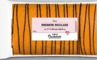 Erdbeer-Roulade von Omas Backstube