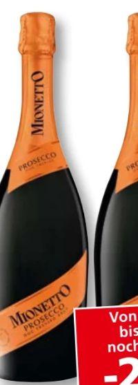 Prestige Collection Prosecco von Mionetto