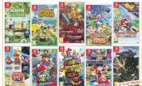 Game von Nintendo Switch