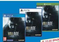 Resident Evil Village von PlayStation 4