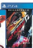 Need for Speed Hot Pursuit von PlayStation 4