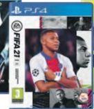Fifa 21 von PlayStation 4
