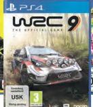 Game WRC 9 von PlayStation 4