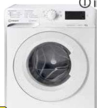 Waschmaschine  MTWE 81283E W von Indesit