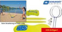 Badminton-Set Compact von Schildkröt