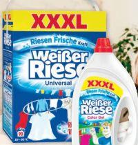 Waschpulver von Weißer Riese