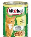 Katzennassnahrung von Kitekat