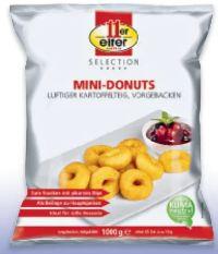 Mini-Donuts von 11er