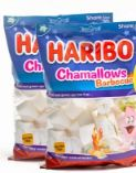 Chamallows von Haribo
