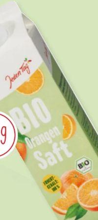 Bio Orangensaft von Jeden Tag