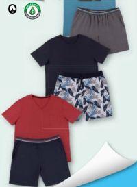 Herren-Shorty-Pyjama von Royal Class Selection
