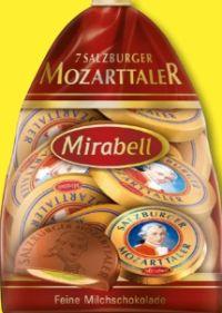 Mozarttaler von Mirabell