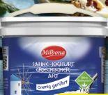 Sahnejoghurt von Milbona
