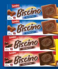 Schoko-Butterkekse Biscino von Sondey
