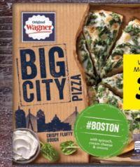 Big City Pizza Boston von Wagner
