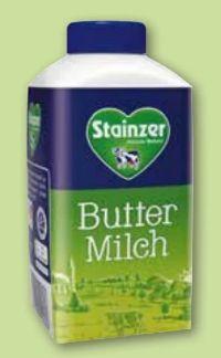 Buttermilch von Stainzer