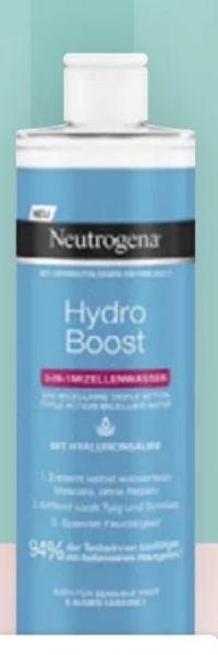 Hydro Boost  Mizellenwasser von Neutrogena