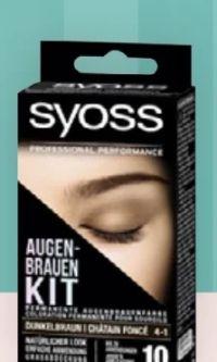 Augenbrauen-Kit von Syoss