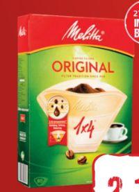 Kaffeefilter von Melitta