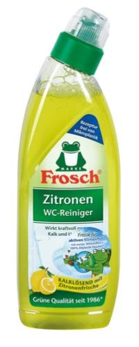 WC-Reiniger von Frosch