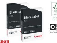 Kopierpapier Black Label Zero von Canon